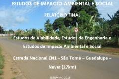 Estudos de Viabilidade, Estudos de Engenharia e  Estudos de Impacte Ambiental e Social