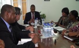 BAD empresta 19 milhões de Dólares para reabilitação de infra estruturas em São Tomé e Príncipe